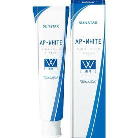 サンスター 薬用APホワイト ペースト リフレッシュミント 110g ( 4901616009363 )
