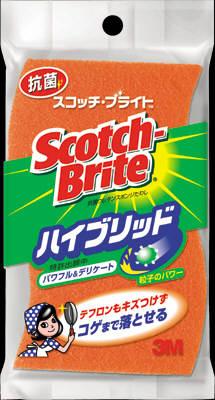 住友スリーエム スコッチブライト ハイブリッド HB−21KE−H ( Scotch Brite たわし ) ( 4547452321940 )