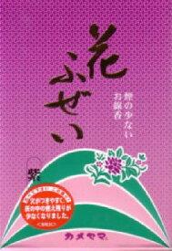 カメヤマ 花ふぜい紫 煙少香 徳用大型 約220g ( 線香・アロマ香 ) ( 4901435924687 )