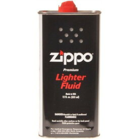 ZIPPO ( ジッポー ) ジッポオイル 355ML オイル缶 大 ( 0041689301224 )