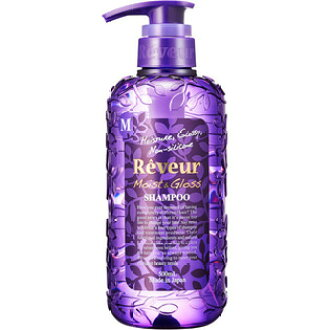 Has Japan gateway reveur moist & gloss unborn Silicon shampoo 500 ml body (hair care level) (4560314703265) * product packaging changes.