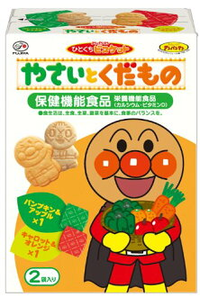 富士屋 anpanman,见饼干 OTOKU 82 g x 5 件