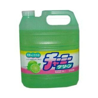 对供狮子业务使用的chamigurin 4L本体手肌肤和气地能抵抗油渍的厨房洗涤剂*3分安排大量购买特价!情况销售(4903301474678)