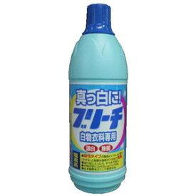 【令和・ステイホームSALE】ロケット石鹸 衣料用ブリーチ 600ml 白物衣料専用の衣類用洗浄漂白剤 ( 4903367302359 )