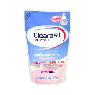 180 ml of レキットベンキーザー Japan Clearasil medical use bubble face-wash forms *3 point of refillable set (4906156100303)