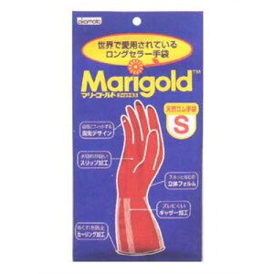 【送料込・まとめ買い×6点セット】オカモト マリーゴールドフィットネス S ( 台所用手袋 ゴム手袋 ) ( 4970520416109 )