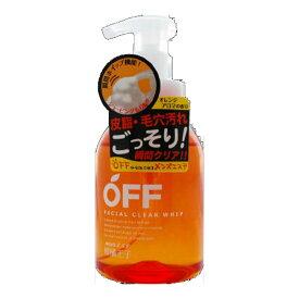 コスメテックスローランド 柑橘王子 フェイシャルクリアホイップN アロマオレンジの香り 360ml ( 4936201055265 )