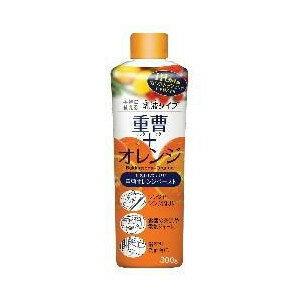 【送料無料・まとめ買い×3】UYEKI 重曹オレンジペースト 300g 使いやすい乳液タイプ ( 液体洗剤 キッチン用 ) ×3点セット ( 4968909059641 )
