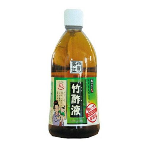 【送料無料・まとめ買い×5】日本漢方研究所 炭焼名人 竹酢液 1L ( お徳用1リットルサイズ ) ×5点セット ( 4984090555212 )