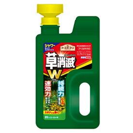 【送料無料・まとめ買い×3】アース製薬 アースカマイラズ ジョウロヘッド 2L ( 液体シャワータイプの除草剤 液剤 ) ×3点セット ( 4901080291714 )