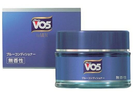 【送料無料クーポン有・本日おすすめ2/21】サンスター VO5 for MEN ブルーコンディショナー無香性 85g ( 男性用 整髪料 ) ( 4901616307858 )