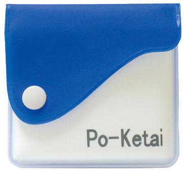 東京たばこ商事 携帯灰皿 ポケタイ 1コ ( 4539780001373 )※色の指定はできません