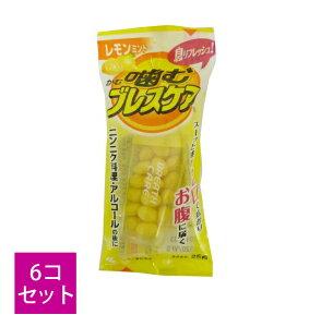 【まとめ買い×6】小林製薬 噛むブレスケア レモンミント 25粒入り×6点セット ( 4987072012888 )