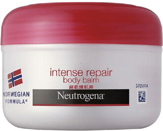 Neutrogena Norway formula intense repair body balm (4901730150736)