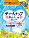 【送料無料】ユニ・チャーム チャームナップ 吸水さらフィ 多くても安心用 20枚入×12点セット まとめ買い特価!ケース販売 ( 4903111570409 )