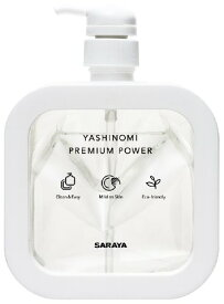 サラヤ ヤシノミ洗剤 プレミアムパワー 240ml 野菜・食器用 ( 4973512320880 )