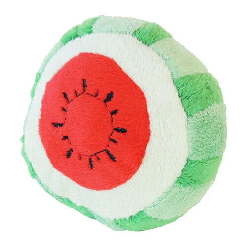 ペッツルート マンマルフルーツ スイカ (ペット用品 犬用おもちゃ・玩具)( 4984937660437 )