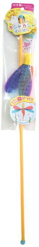 ペッツルート カシャカシャぶんぶん サカナ (ペット用品 猫用玩具) ( 4984937665456 )