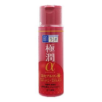 Rohto 制药实验室超君 α 异黄酮洗液湿润肤质 170 毫升 (4987241148493)