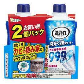 【数量限定】エステー 洗浄力 洗たく槽クリーナー 2個パック(4901070939145)※無くなり次第終了