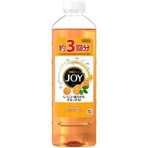 【送料無料・まとめ買い×10】P&G ジョイコンパクト オレンジピール成分入り 詰替 440ml 濃縮タイプ 食器用洗剤 つめかえ用)×10点セット(4902430675079)