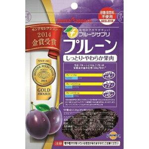 【送料込・まとめ買い×6個セット】ポッカコーポレーション フルーツサプリプルーン 70g 1個
