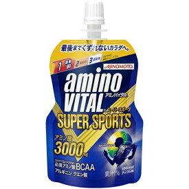味の素 アミノバイタル ゼリー スーパースポーツ 100g