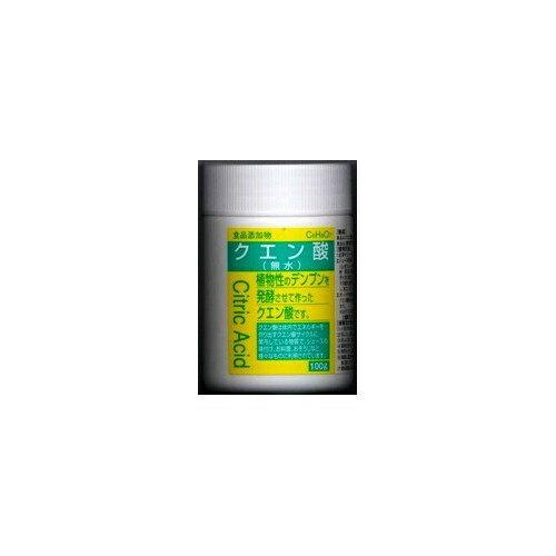 大洋製薬 食品添加物 クエン酸 100g(4975175020152)