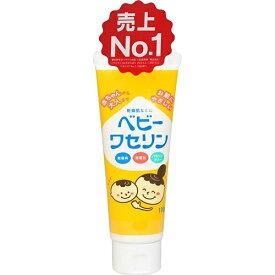 健栄製薬 ベビーワセリン 100g 売上No.1そのまま適量を皮ふ、口唇に塗布してお使いください。