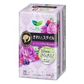 花王 ロリエ きれいスタイル ヒーリングブロッサムの香り 36個入