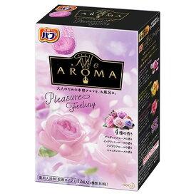 【送料無料・まとめ買い×3】花王 バブ The Aroma Pleasure Feeling 12錠入