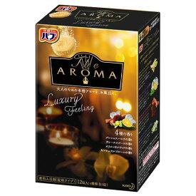 花王 バブ The Aroma Luxury Feeling 12錠入