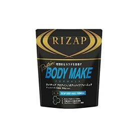 RIZAP ライザップ プロテイン ボディメイクフォーミュラ チョコバナナ 30食分 900g