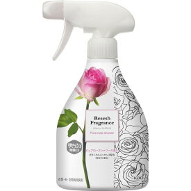 花王 リセッシュ 除菌EX フレグランス ピュアローズシャワーの香り 370ml