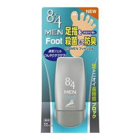 花王 8x4 MEN エイトフォー メン フットジェル 30g