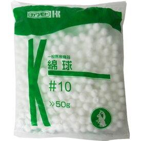 カワモト 月兎 綿球 #10 50g