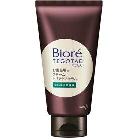 花王 ビオレ TEGOTAE (てごたえ) お風呂場のスチームクリアケアセラム グリーンフローラルの香り 150g