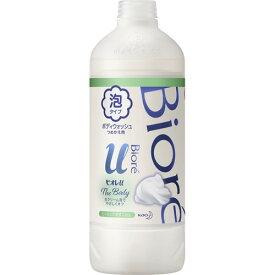 花王 ビオレu ザ ボディ The Body 泡タイプ ヒーリングボタニカルの香り つめかえ用 450ml