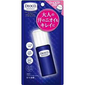 ロート製薬 DEOCO デオコ 薬用デオドラント ロールオンタイプ 30ml(4987241162321)