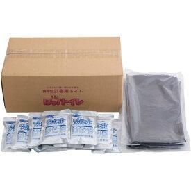 【送料込】エクセルシア 簡易トイレ ほっ! トイレ タブレット 50g×100袋 (ビニール袋110枚付) HTB-001