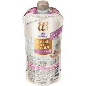 花王 ビオレu ザ ボディ ぬれた肌に使うボディ乳液 エアリーブーケの香り つりさげパック 300ml