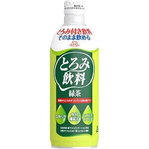 【送料込・まとめ買い×2個セット】大和製罐 エバースマイル とろみ飲料 緑茶 475g 介護食