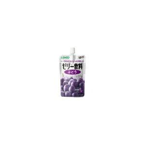 介護食/区分4 ジャネフ ゼリー飲料 ぶどう(100g)