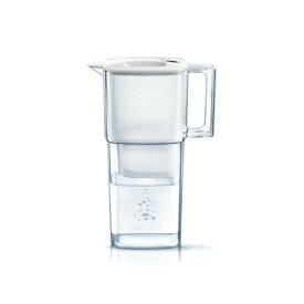 BRITA ブリタ 浄水 ポット 1.1L リクエリ ポット型 浄水器 マクストラプラス カートリッジ 1個付き(4006387084233)