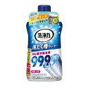 【週末限定11/15-】 エステー 洗浄力 洗たく槽クリーナー 550g