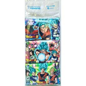 【GotoポイントUP】 河野製紙 ポケットティッシュ ドラゴンボール超 6コパック ( 6P )(ティッシュペーパー)(4901451163336)※パッケージ変更の場合あり
