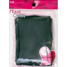 貝印頭髮商品頭髮頭巾70mm黑色堆地HA3038