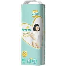 【送料込・まとめ買い×3】P&G パンパース 肌へのいちばん パンツ ウルトラジャンボ ビッグサイズ 40枚入×3点セット ( 計120枚 ) ( 4902430680431 )