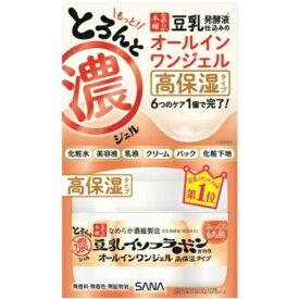 【送料無料】常盤薬品 サナ なめらか本舗 とろんと濃いジェル エンリッチ 100g (4964596469541)