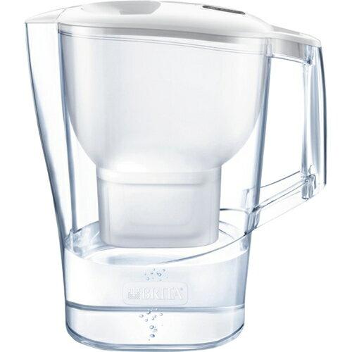 【数量限定】BRITA ブリタ 浄水 ポット 2.0L アルーナ XL ポット型 浄水器 マクストラプラス カートリッジ 2個付き (1個増量)(4582286107056)※無くなり次第終了